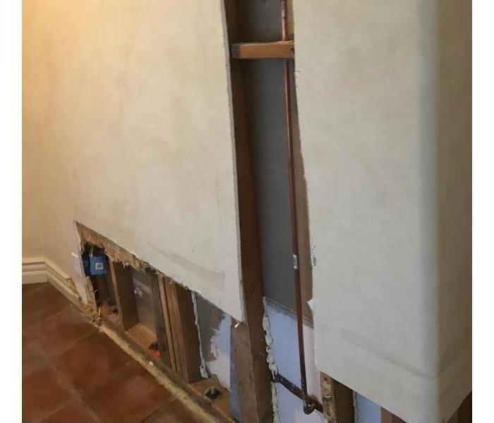 Mold Found in Hallway After