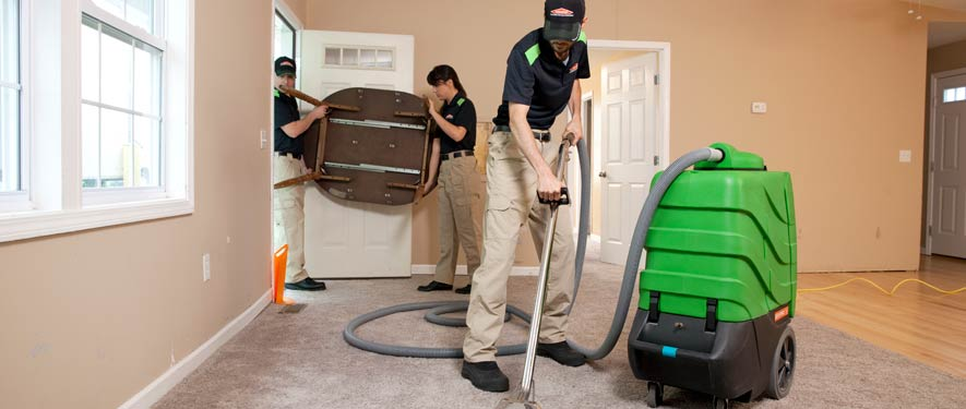 Lake Forest, CA residential restoration cleaning